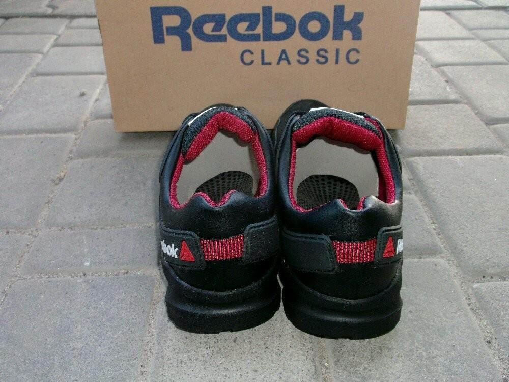 Кроссовки кожаные Reebok CrossFit GTX