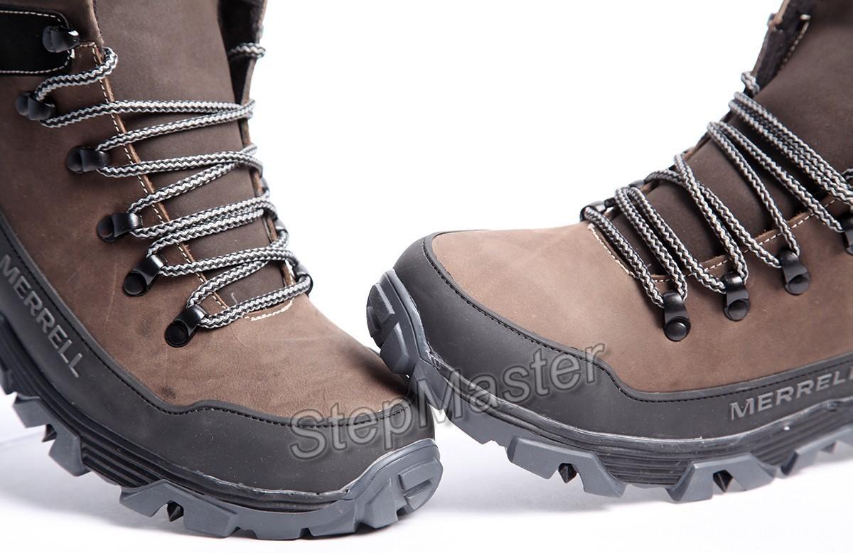 Ботинки кожаные Merrell Protector