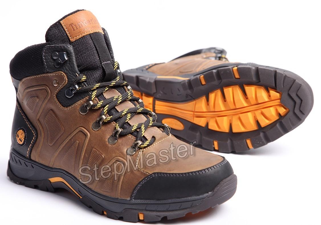 Ботинки кожаные зимние Timberland Pro Mk II Nubuck Olive