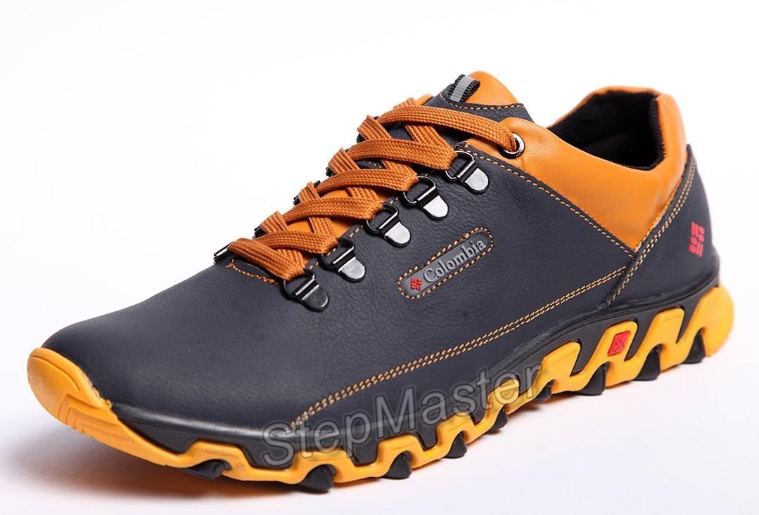Кроссовки кожаные Columbia Track LD