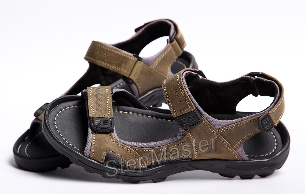 Кожаные мужские сандалии Ecco Receptor Mk II