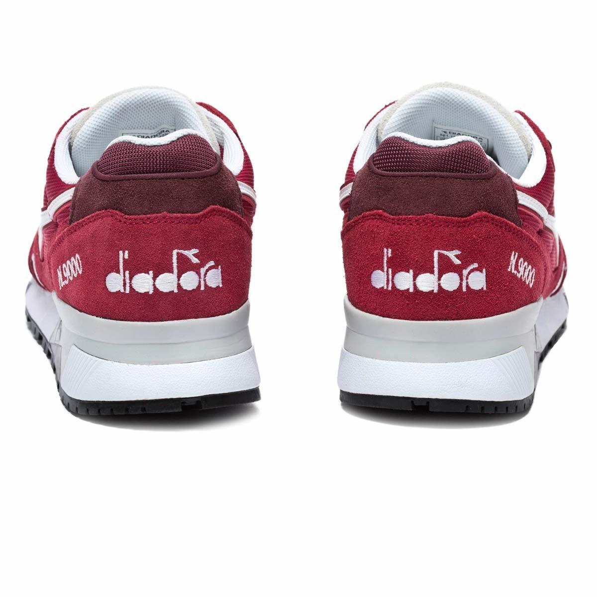 Кроссовки Diadora N9000 III Violet Red Bud 100% Original