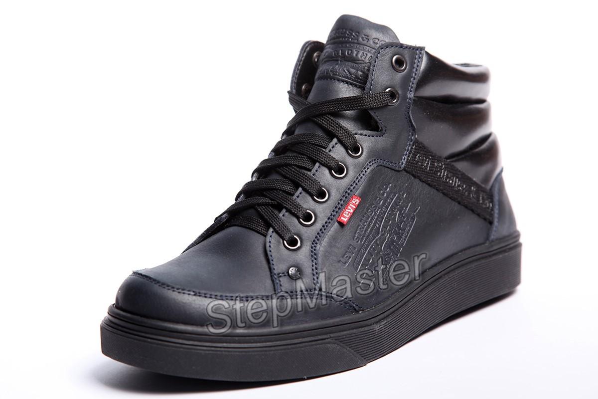 Ботинки Levis Men´s Stanton Burnish Boot