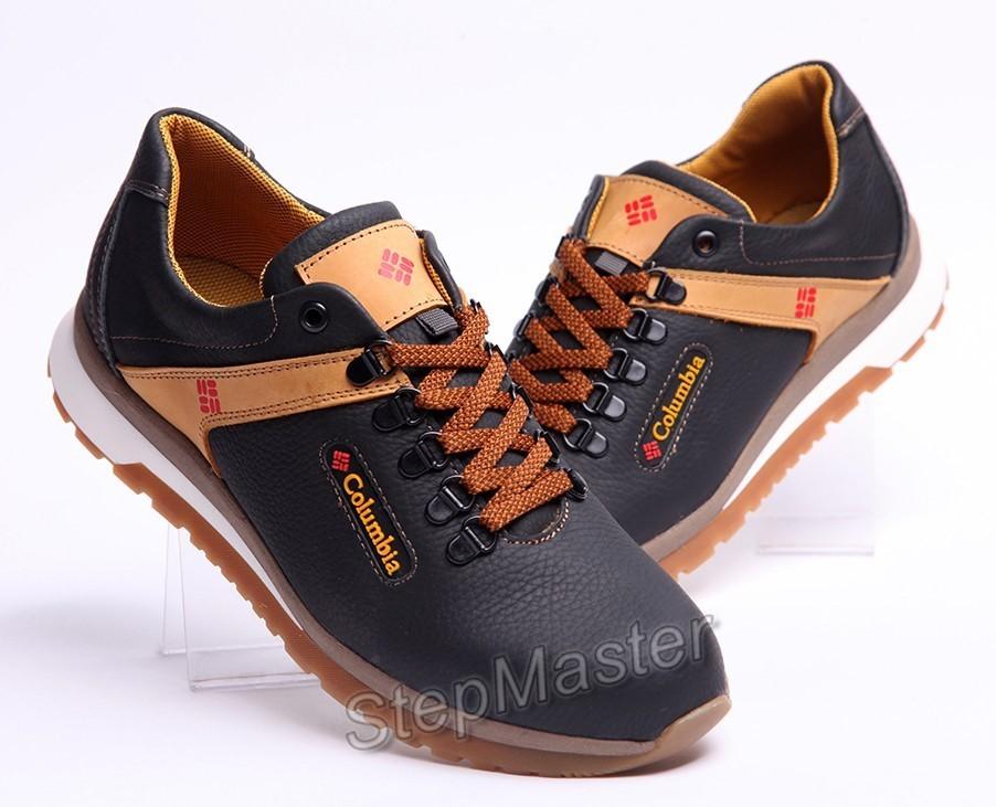 Кроссовки кожаные Columbia Trekker