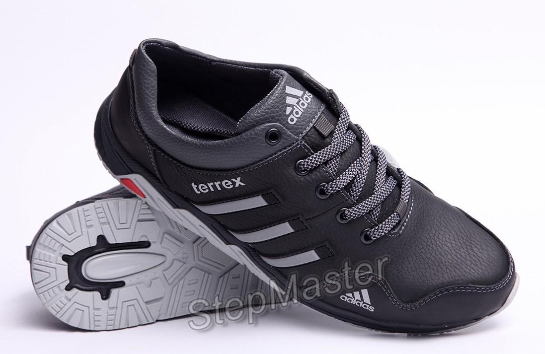 Кроссовки кожаные мужские Adidas Terrex Mk II