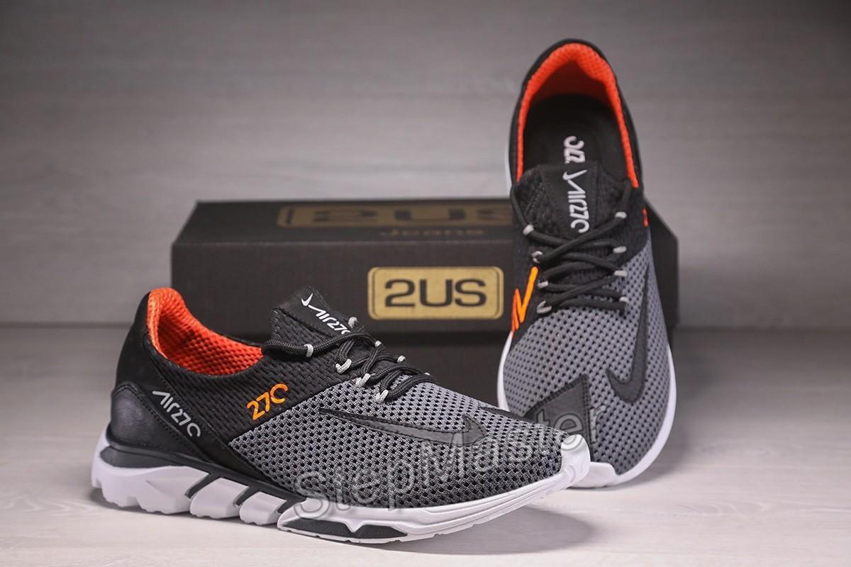 Кроссовки Nike Air Max 270 Grey/Black