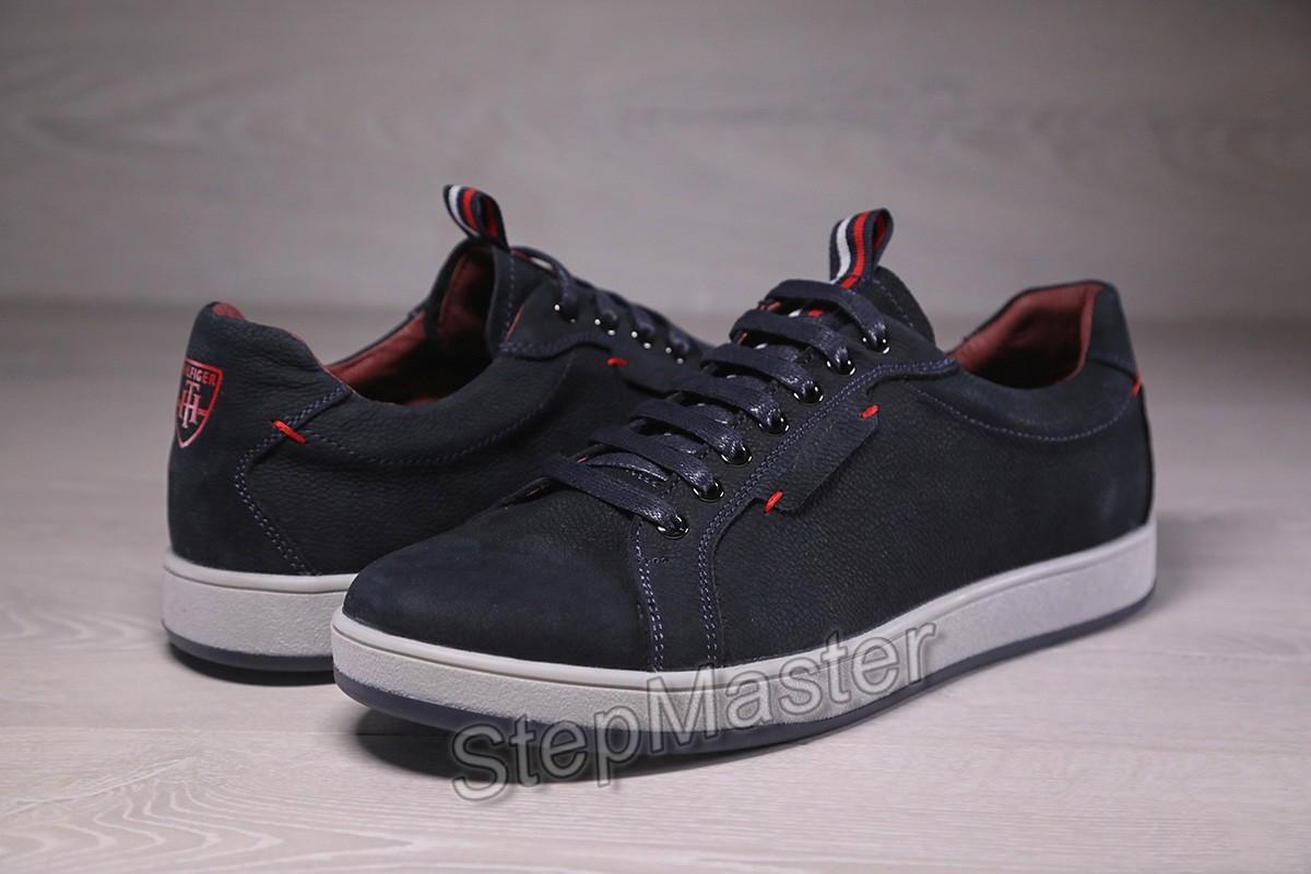 Кеды кроссовки кожаные Tommy Hilfiger Stripe Sneaker