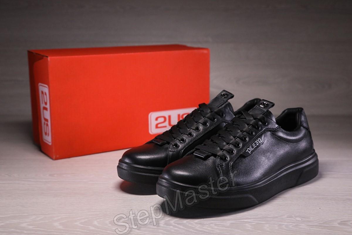Мужские кожаные кроссовки Philipp Plein  sneakers