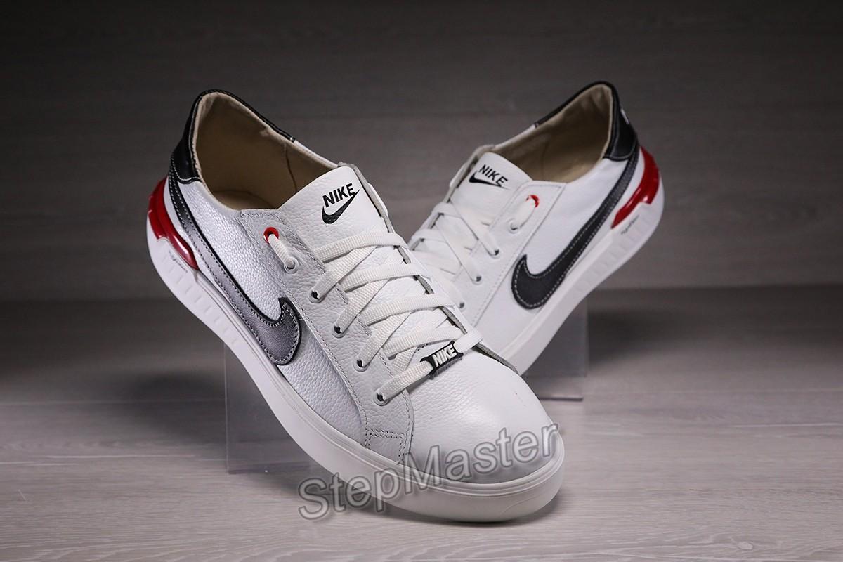 Кеды кроссовки кожаные Nike Air Flex