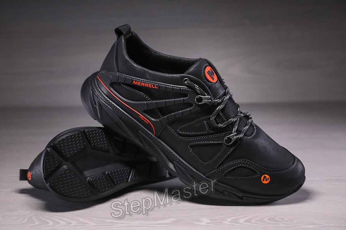 Кроссовки мужские кожаные Merrell Vibram Tactical