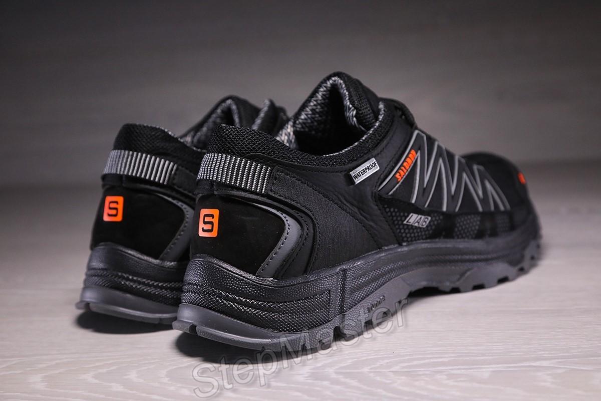 Кроссовки Salomon SpeedCross Black