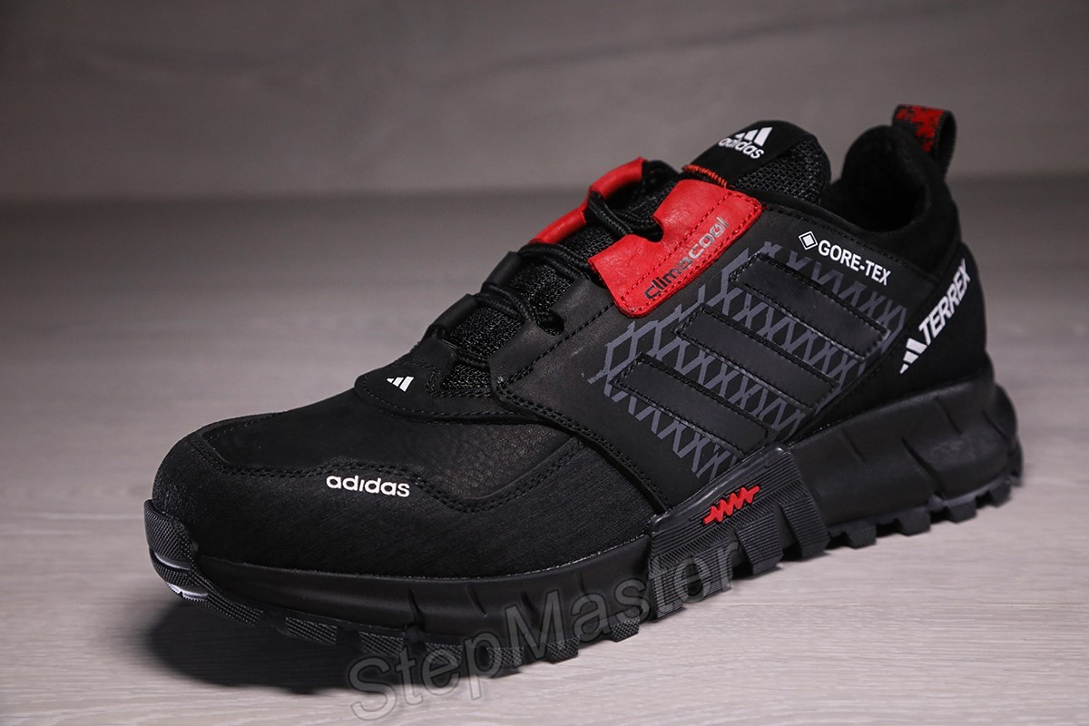 Кроссовки мужские кожаные Adidas Terrex SWIFT GORE-TEX
