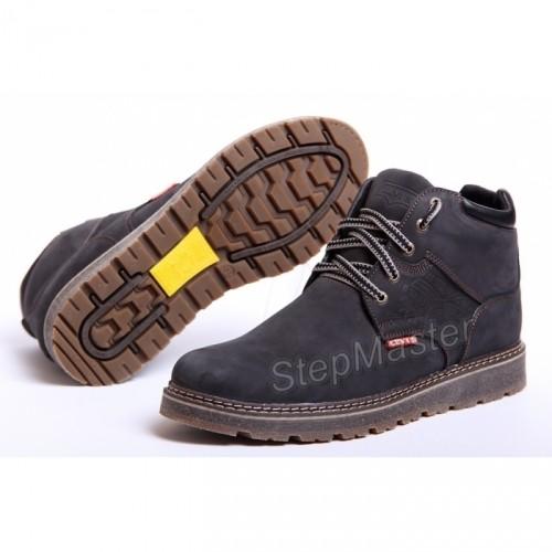 Ботинки мужские кожаные Levis Winter Nubuck