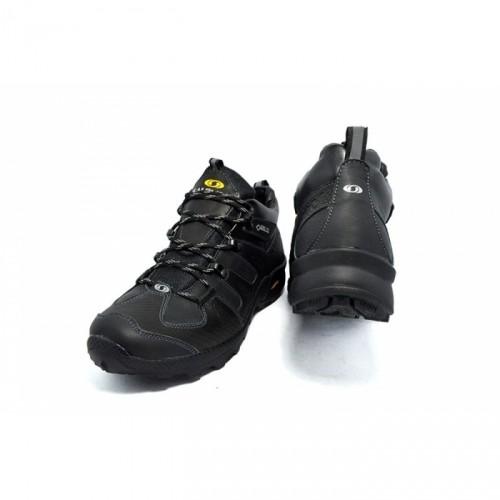 Кроссовки зимние Salomon Gore-Tex Aero Black