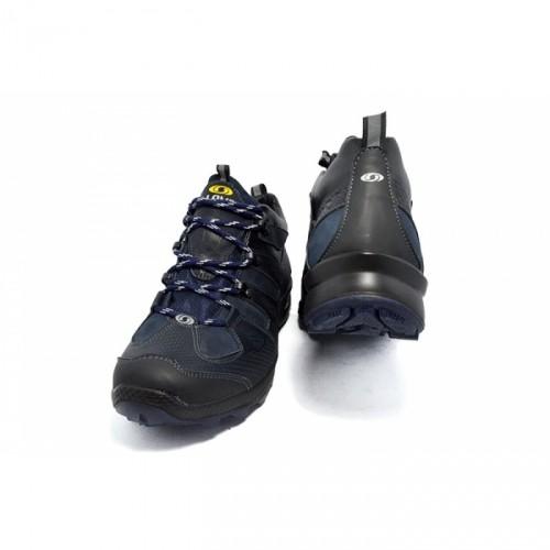 Кроссовки зимние Salomon Gore-Tex Aero Blue