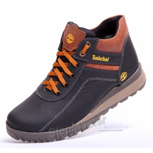 Ботинки кожаные Timberland Sheriff Comfort