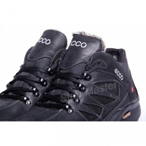 Ботинки кожаные зимние ECCO Aero MK-III