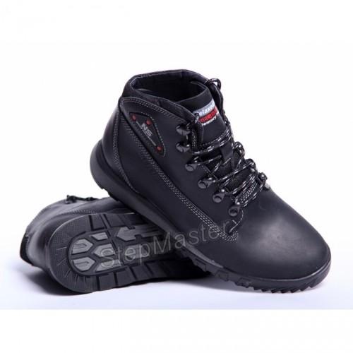 Ботинки кожаные зимние Skechers NS Winter