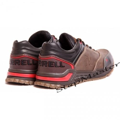 Кроссовки кожаные Merrell Warrior