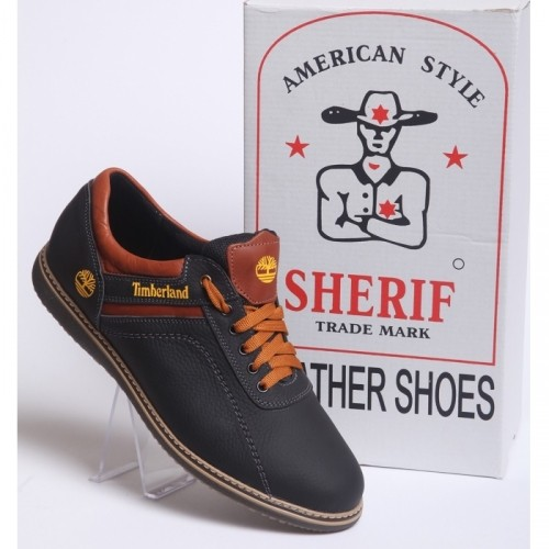 Cпортивные туфли Timberland Sheriff черные